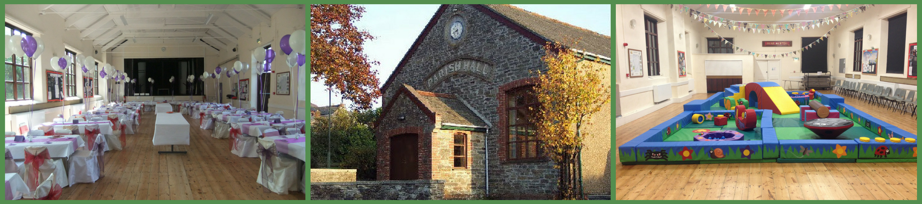Bere Alston Parish Hall